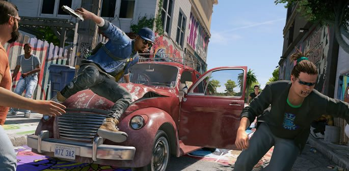 Explore and Hack the City of San Francisco in Watch Dogs 2