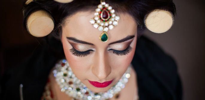 A London Desi Wedding full of Romance and Elegance
