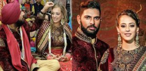 Cricketer Yuvraj Singh marries Hazel Keech