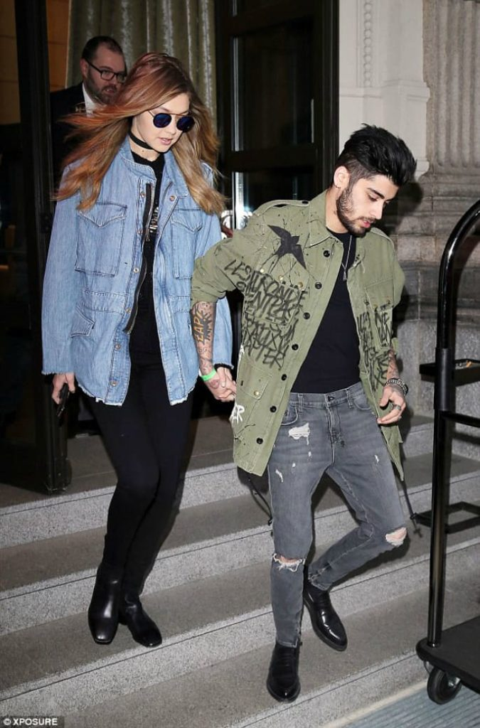 5 zayn malik looks that prove he is a fashion icon desiblitz