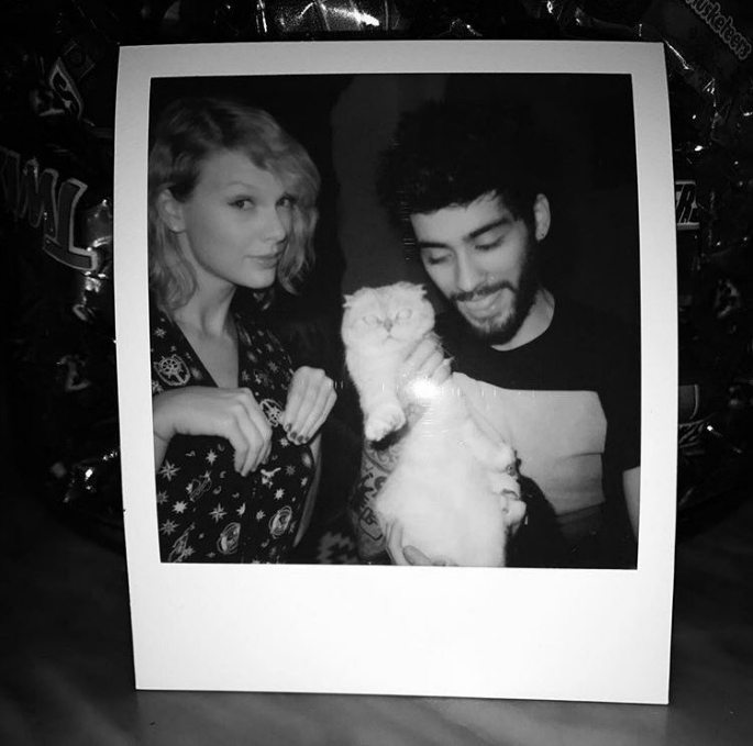 Zayn & Taylor Swift release Sexy Duet for Fifty Shades Darker