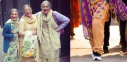 Shalwar Kameez and Trainers: The Desi Aunty's Secret