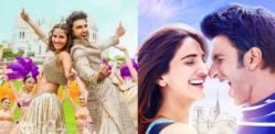 Ranveer Singh and Vaani Kapoor are Rebellious & Romantic in Befikre