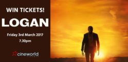 Win Tickets to see Logan