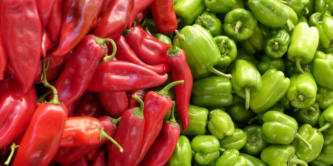 Origins of Paprika Chilis