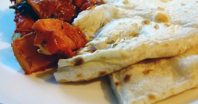 Asian Bake Off Roti