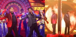Shahrukh and Salman Khan dance on Bigg Boss 10