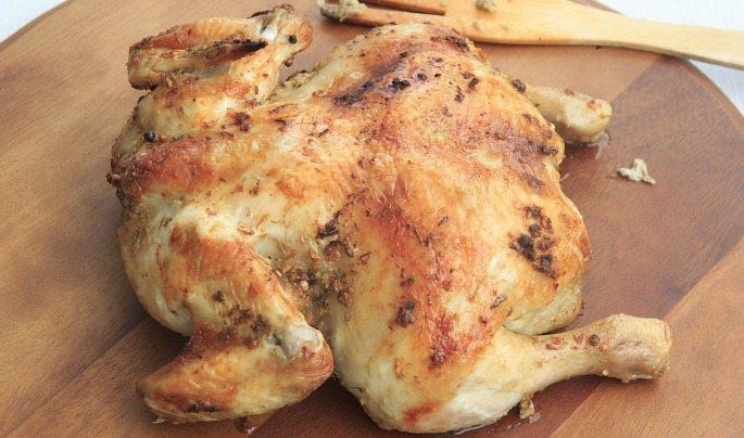 चिकन पर देसी ट्विस्ट