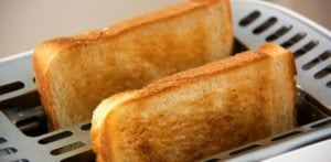 FSA warns Burnt Toast and Over-Cooking may cause Cancer