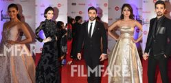 Best Dressed at the Filmfare Awards 2017