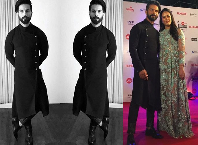 Filmfare-Awards-2017-Best-Dressed-Shahid-Kapoor