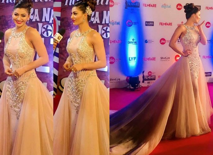 Filmfare-Awards-2017-Best-Dressed-Urvashi