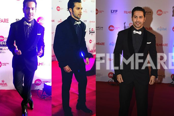 Filmfare-Awards-2017-Best-Dressed-Varun Dhawan