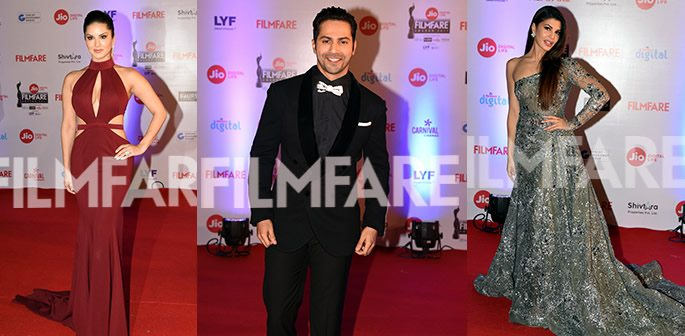 62nd Filmfare Awards 2017 Winners