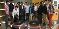 گری آرنج India ہندوستان میں روبوٹکس میں انقلاب لانا