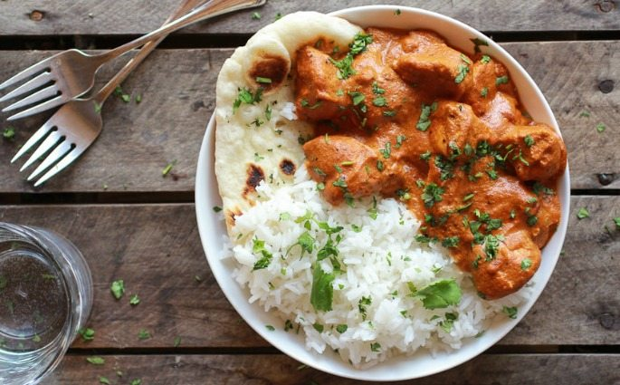 Healthy Recipes: Butter Chicken
