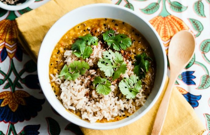 Healthy Recipes: Slow Cooker Dal