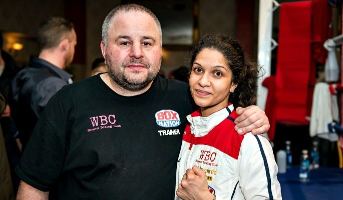 Mav Akram and Jason Lowe founded the Womens Boxing Club together in 2014