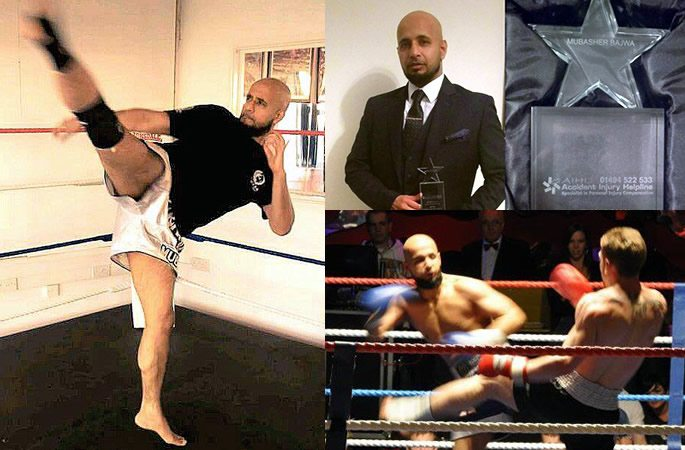 Mubzz Bajwa targets Martial Arts World Records for Edhi