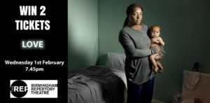 Win Tickets to see LOVE at The REP