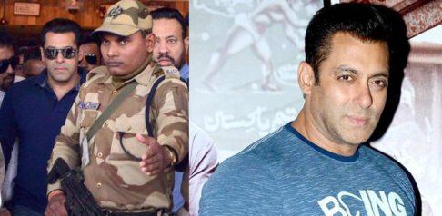 Salman Khan acquitted in 1998 Firearms case