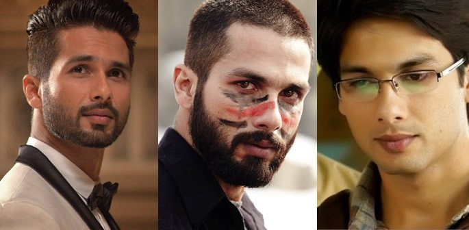 7 Most Impressive Film Characters of Shahid Kapoor
