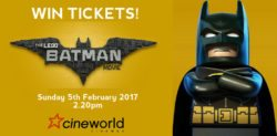 Win Tickets to see The LEGO Batman Movie