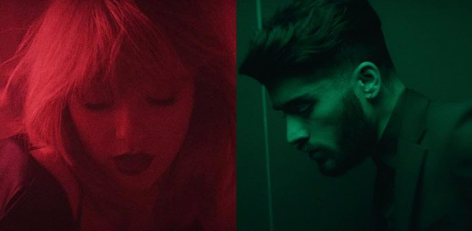 Zayn Malik & Taylor Swift Release Hot New Music Video