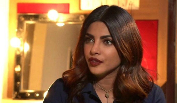 Priyanka Chopra on gender pay gap in Hollywood
