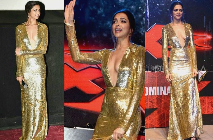 5 Red Carpet Looks of Deepika Padukone