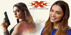 Deepika Padukone xXx: Return of Xander Cage Interview