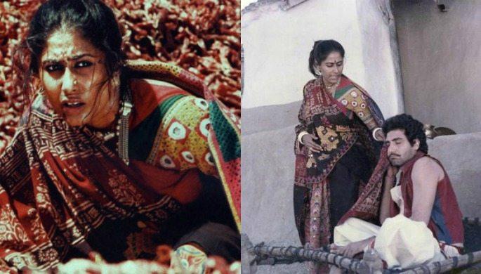સ્ત્રી કેન્દ્રિત મિર્ચ મસાલા