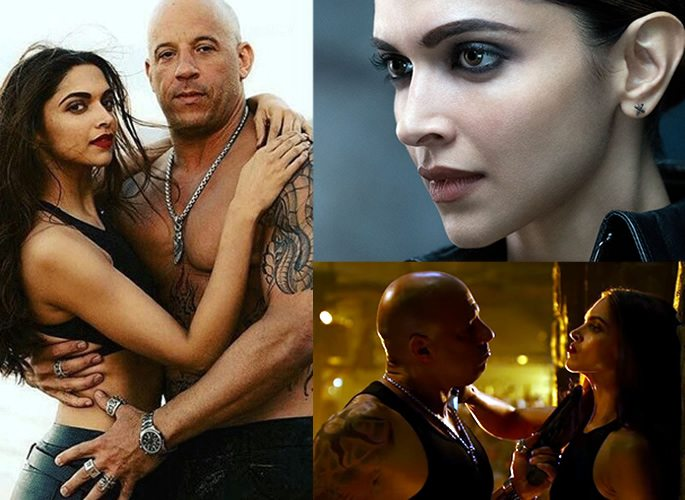 Deepika Padukone talks xXx: Return of Xander Cage