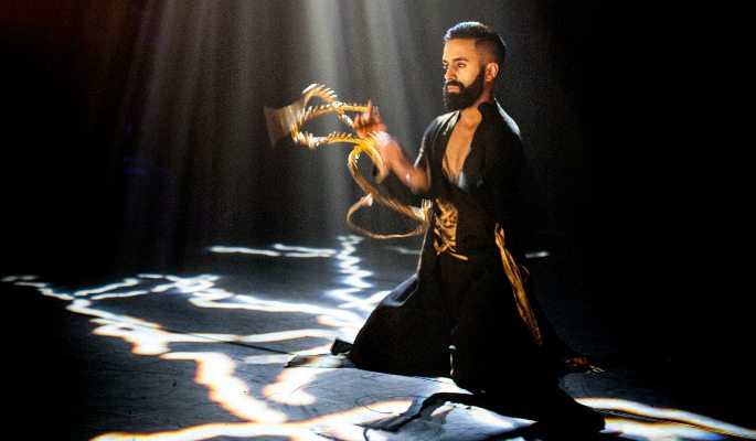 Aakash Odedra talks the Art of Dance and Choreography