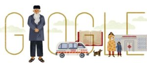 Google Celebrates the Charitable Works of Abdul Sattar Edhi