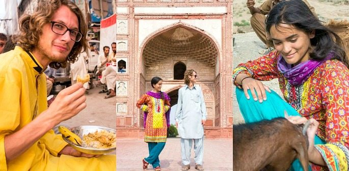 Pakistan through a Foreign Lens by Alex and Sebastiaan
