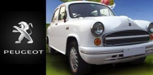 Indian car brand Ambassador sold to Peugeot
