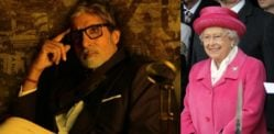Amitabh Bachchan cannot attend UK Queen's Invitation
