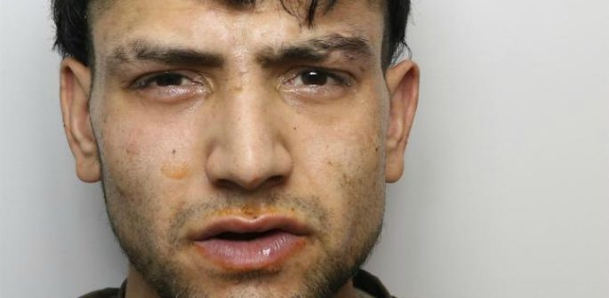 Asian Drug Addict jailed for forcing Man 'out of his home'