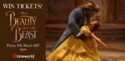 Win Tickets to see Beauty and the Beast