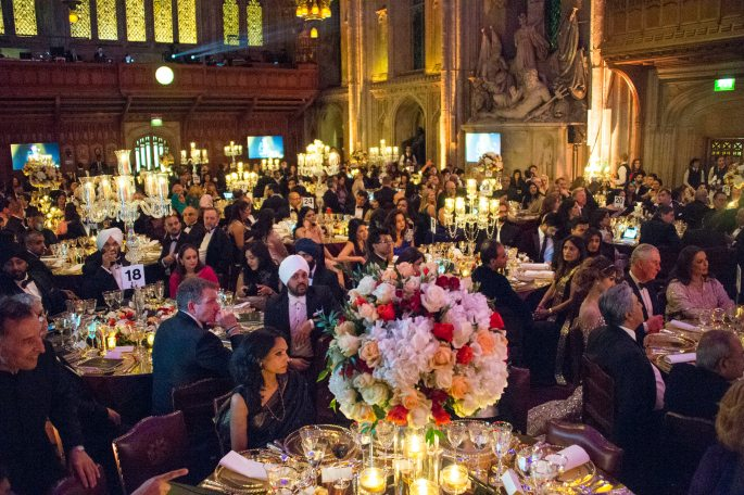 British Asian Trust raises £850,000 in 4th Annual Dinner