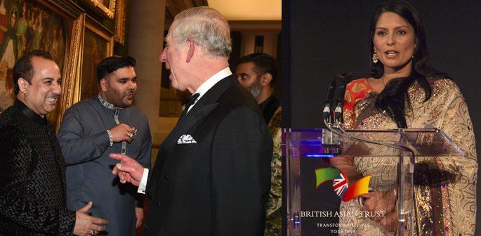 British Asian Trust raises £850,000 in 4th Annual Dinner