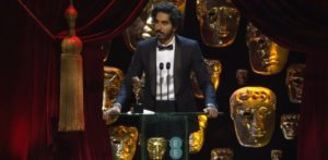 Dev Patel Wins Best Supporting Actor at BAFTAs
