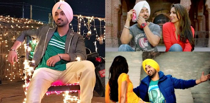 The Best Diljit Dosanjh Songs from his Movies