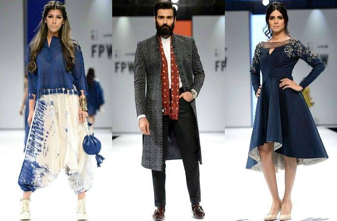 Highlights of Fashion Pakistan Week 2017