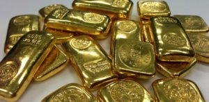 Indian Smuggler caught using Butt to Hide 12 bars of Gold