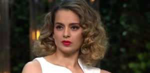 Kangana Ranaut just walked all over Karan Johar like a boss