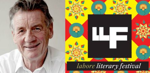 Michael Palin attends Lahore Literary Festival 2017