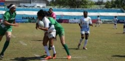Pakistani Women's Rugby Team make History with International Debut