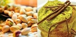 6 Mapishi rahisi ya Pistachio Dessert